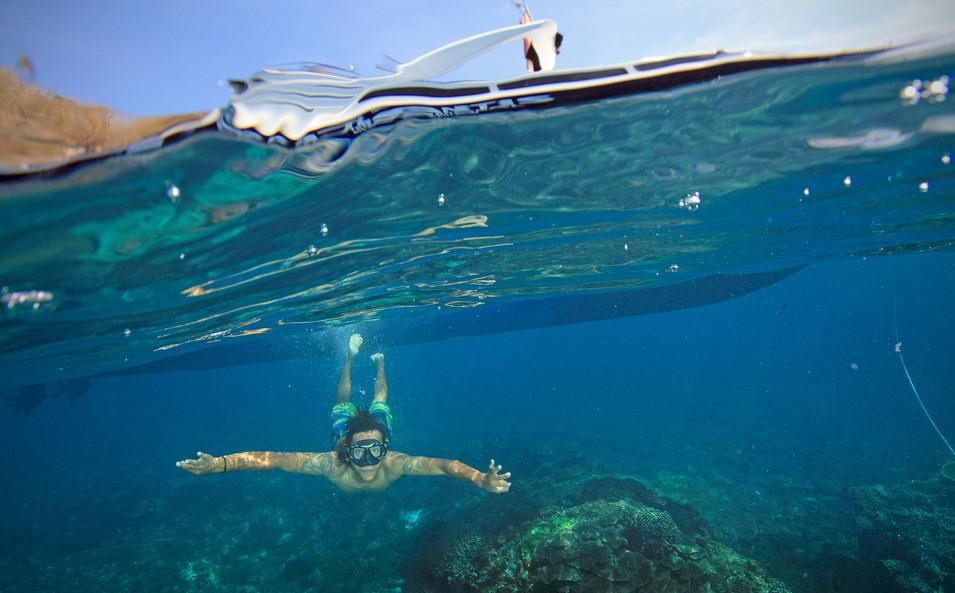 Plongée Bali: un endroit facile pour découvrir la plongée