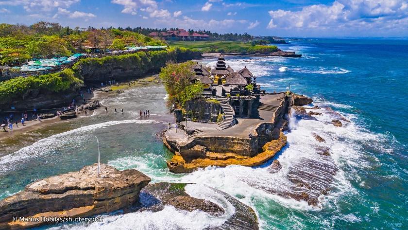 Les villes choisies en Indonésie pour l'investissement de propriété