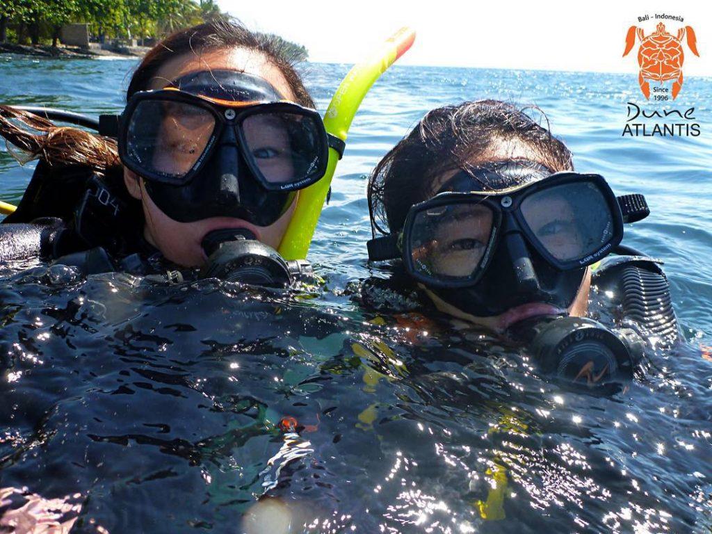Open Water Bali: Pour Plonger en Toute Sécurité