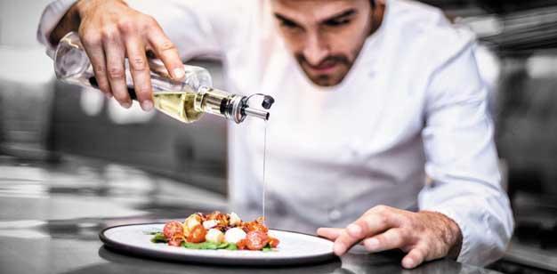 Les affaires de culinaire - comment-ils se commencent ?
