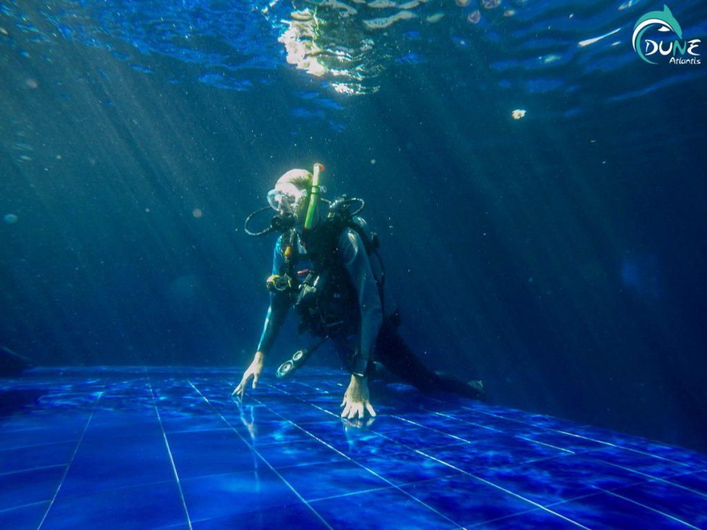 combien de Stage de plongée Bali un débutant devrait-il prendre