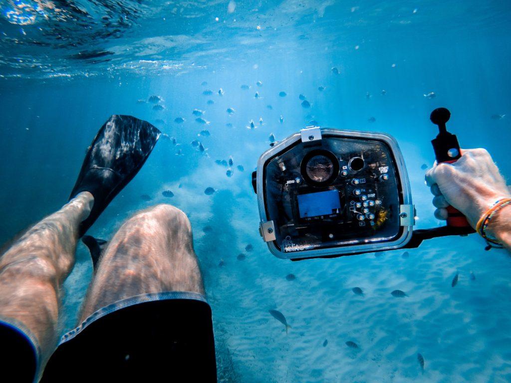Plongée sous-marine à Bali: conseils de photographie rapides