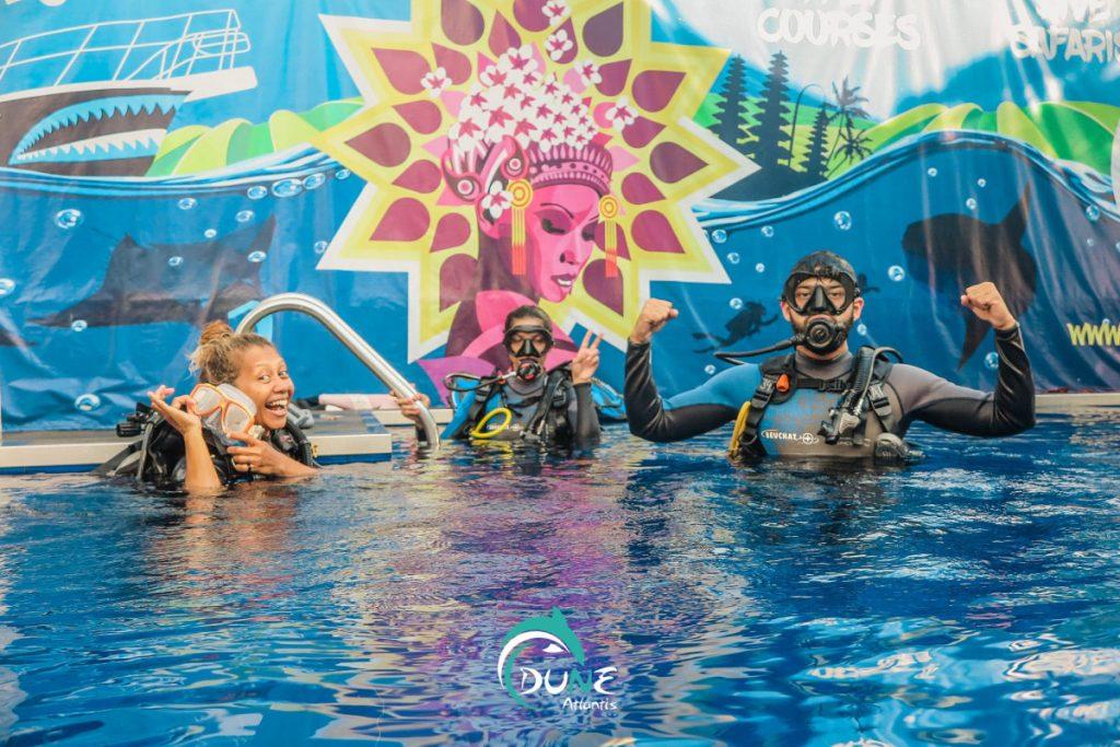 A la recherche du meilleur centres de plongée Bali