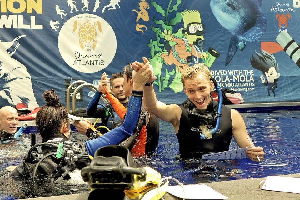 Pour un meilleur apprentissage de la plongée, rendez-vous dans un Club de Plongée Bali