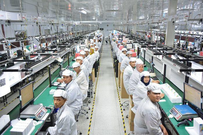 En savoir plus sur la zone industrielle en Indonésie