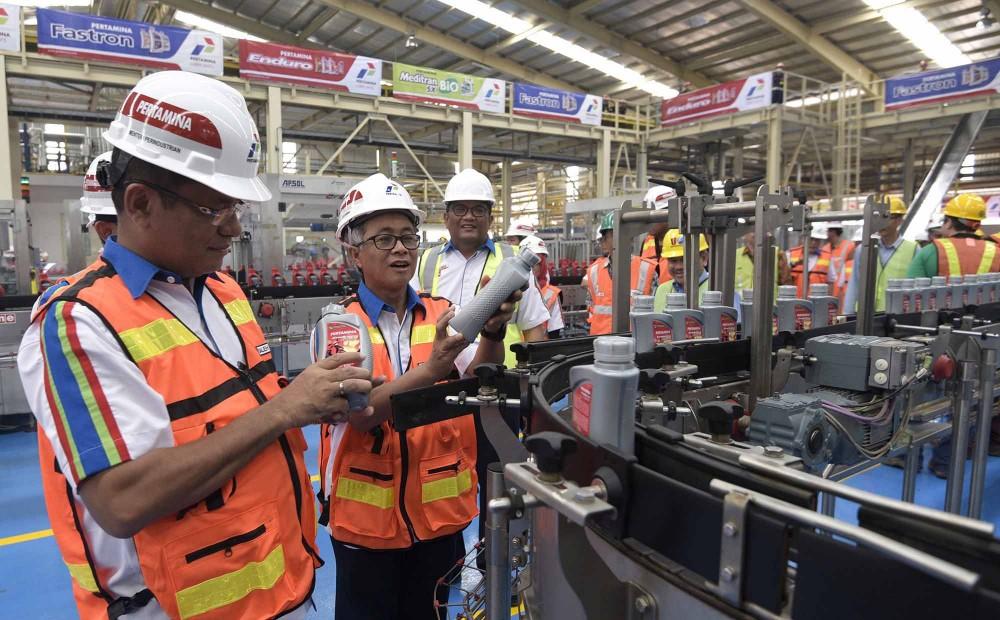 Zone industrielle de Bekasi, Java occidental